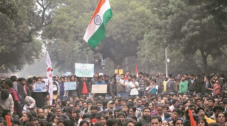 jnu sedition case, delhi police jnu sedition case, kanhaiya kumar umar khalid sedition case, delhi govt sedition case, india news, indian express