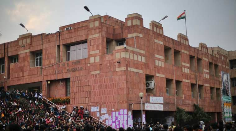 As many as 1,500 JNU students petition president to bring back GSCASH