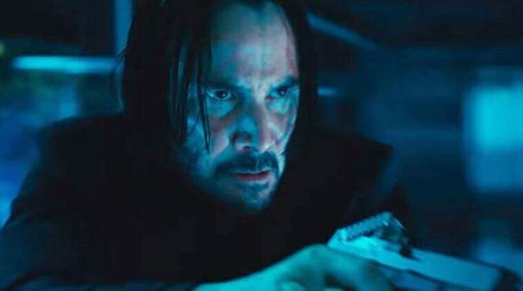 John Wick Chapter 3 Parabellum Trailer Keanu Reeves And Halle Berry