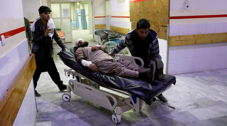 Afghan Taliban claim responsibility for deadly Kabul car bomb attack