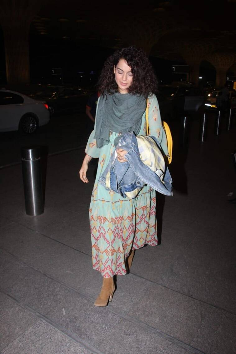kangana ranaut, jacqueline fernandez, athiya shetty, karisma kapoor, jacqueline fernandez airport fashion, athiya shetty airport fashion, karisma kapoor airport fashion, kangana ranaut airport fashion, celeb fashion, bollywood fashion, indian express, indian express news