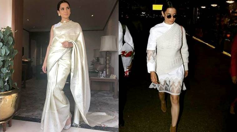 Manikarnika promotions: Kangana Ranaut misses the mark in her latest looks