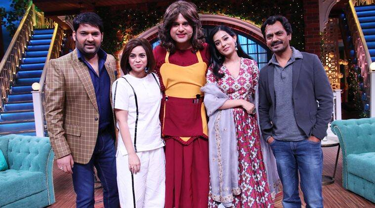 The Kapil Sharma Show: Kapil and Nawazuddin talk about their