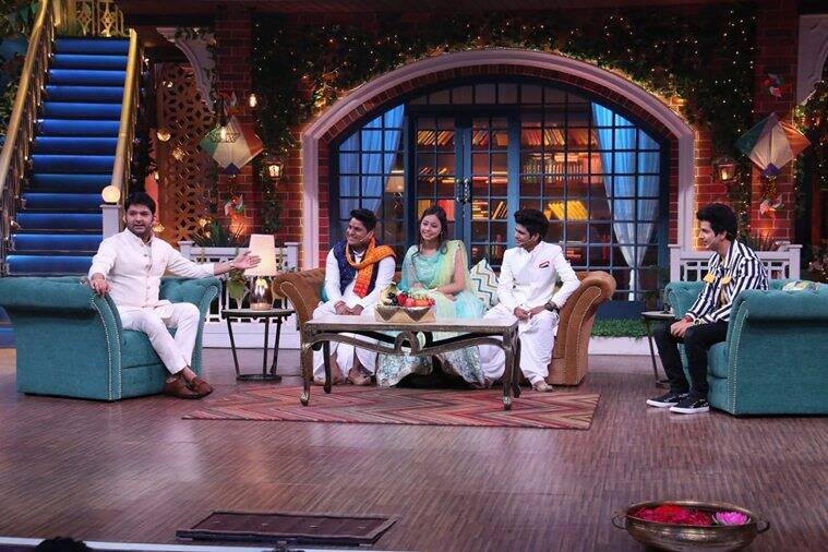 The Kapil Sharma Show: A musical night with Indian Idol 10