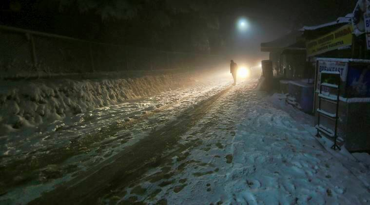 Two killed in avalanche at Jammu, heavy snowfall brings state to standstill
