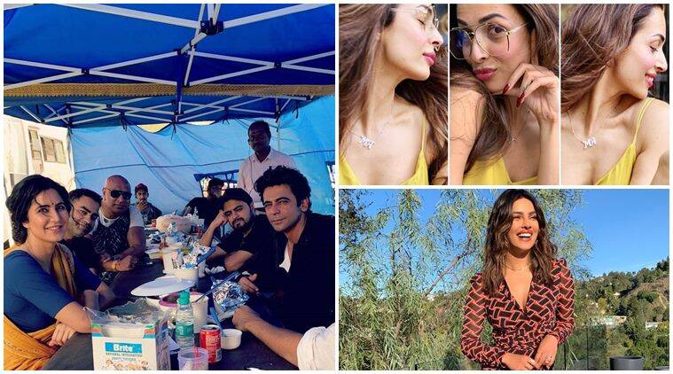 Have you seen these photos of Katrina Kaif, Malaika Arora and Priyanka Chopra?