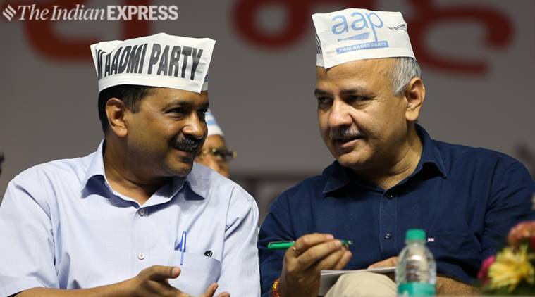 Non-bailable warrants against Arvind Kejriwal, Manish Sisodia, Yogendra Yadav