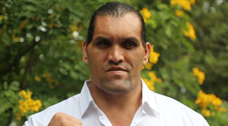 The Great Khali movie