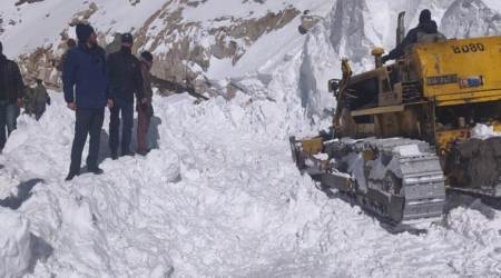 Khardung La avalanche: Five civilians dead, 10 trapped; rescue operations underway