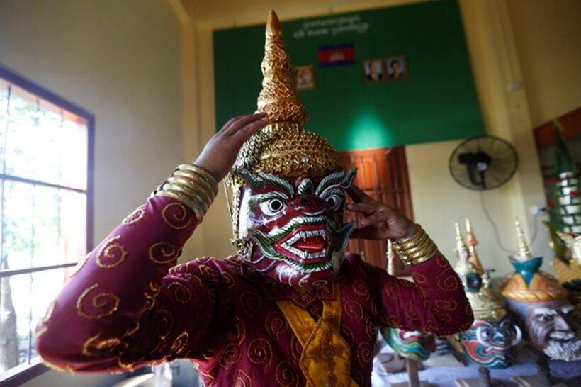 Thailand's masked dance drama 'Khol' now on UNESCO cultural heritage list