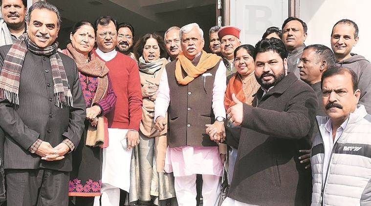 Chandigarh: Day before mayoral poll nominations, BJP yet to decide on candidate