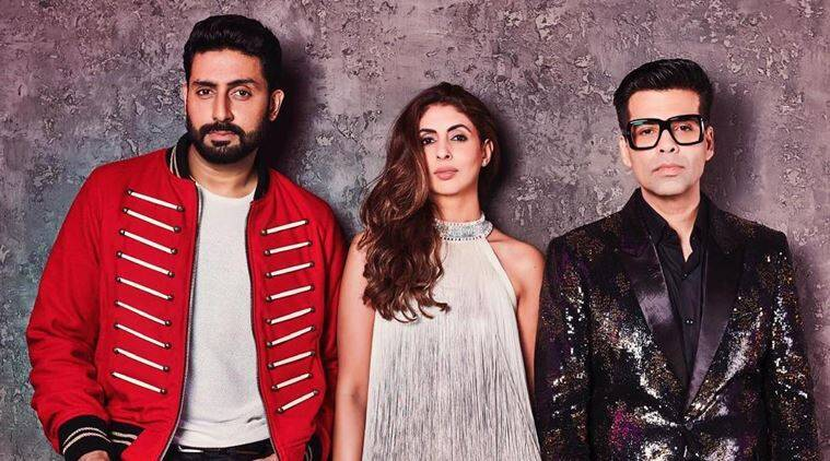 Abhishek Bachchan, Shweta Bachchan were warned by their mother about Karan Johar