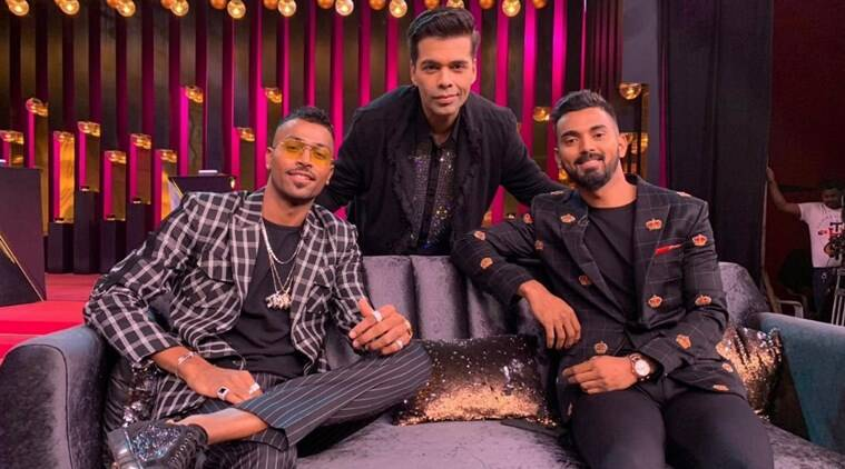 koffee with karan hardik pandya kl rahul episode