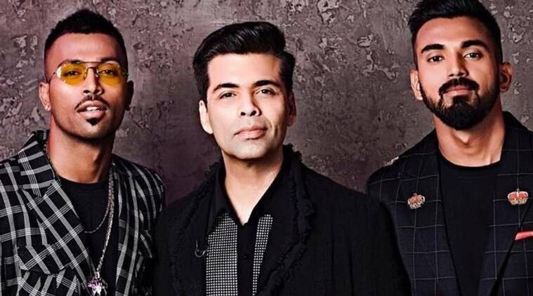 koffee with karan season 6 karan johar hardik pandya and kl rahul