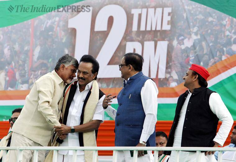 6 times when the 'Mahagathbandhan' united against the Modi govt