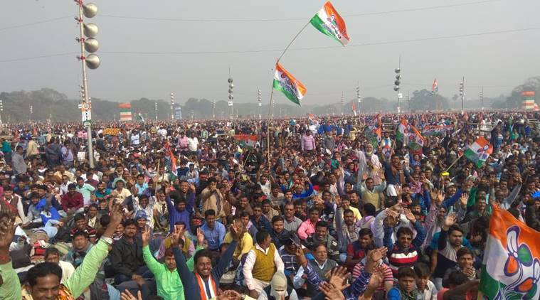 Kolkata Brigade Rally, Kolkata Brigade Rally Today, brigade rally, brigade rally kolkata, brigade rally 2019, brigade rally today, brigade rally today, brigade rally kolkata today, mamata banerjee rally, mamata rally in kolkata today, mamata rally live, mamata rally live today, mamata rally live kolkata, Opposition Unity, United Opposition