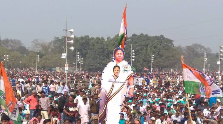 Mamata's United India Rally — Who said what