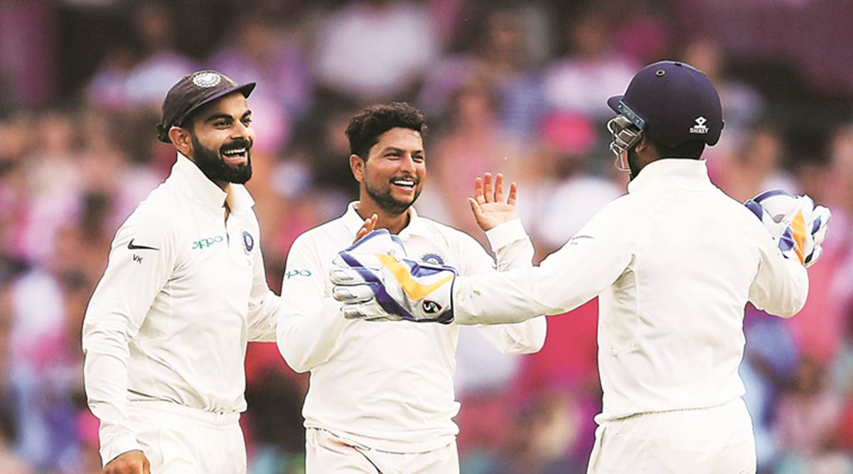 Kuldeep Yadav, Kuldeep Yadav omitted, Kuldeep Yadav in Playing XI, India's playing XI vs ENg, IND vs ENG 1st Test