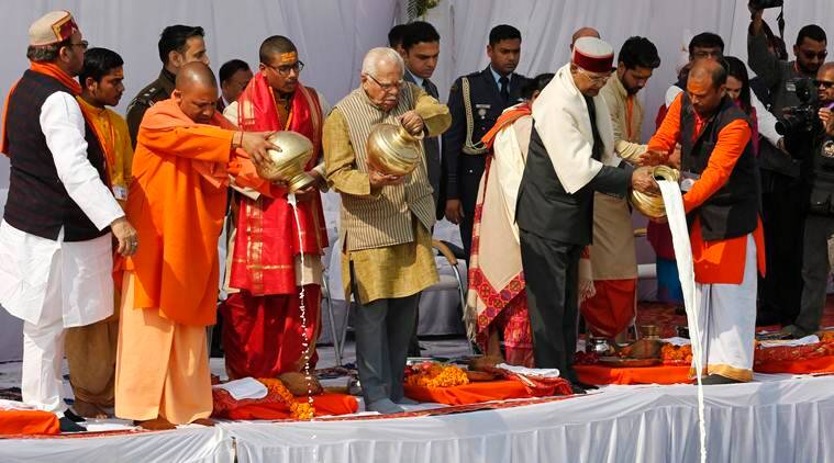 Team of 100 runs 24x7 camps to reunite lost with kin at Kumbh