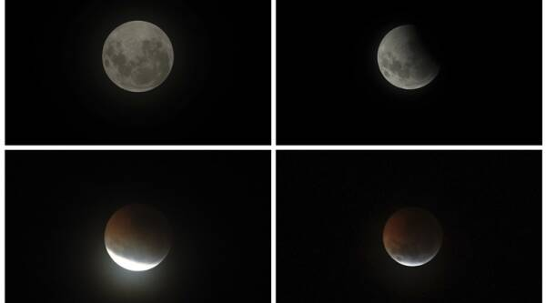 Super Blood Wolf Moon Lunar Eclipse 2019 LIVE Updates: Spectacle begins, will last for 62 minutes