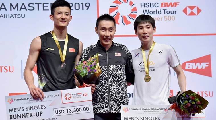WATCH: Lee Chong Wei receives heart-warming reception at Malaysia Masters