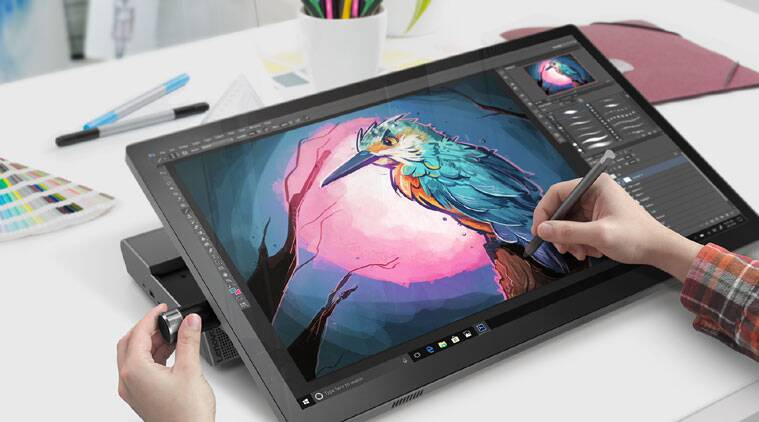 CES 2019: Lenovo's Yoga A940's desktop reminds of Microsoft's Surface Studio