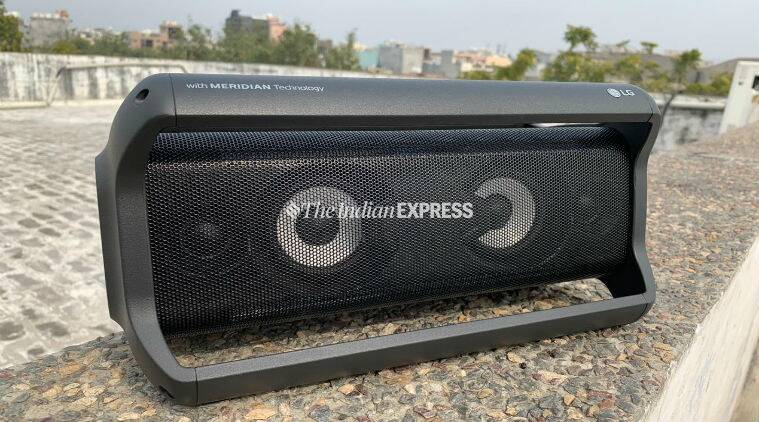 LG XBoom Go PK7, XBoom Go PK7 LG, LG XBoom Go PK7 review, LG XBoom Go PK7 price in India, XBoom Go PK7 speakers, LG XBoom Go PK7 audio quality