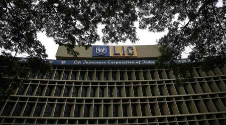 Life Insurance Corporation, LIC, LIC public listing, LIC shares, LIC profit, LIC disinvestment, disinvestment, shares of LIC, business news, Indian express