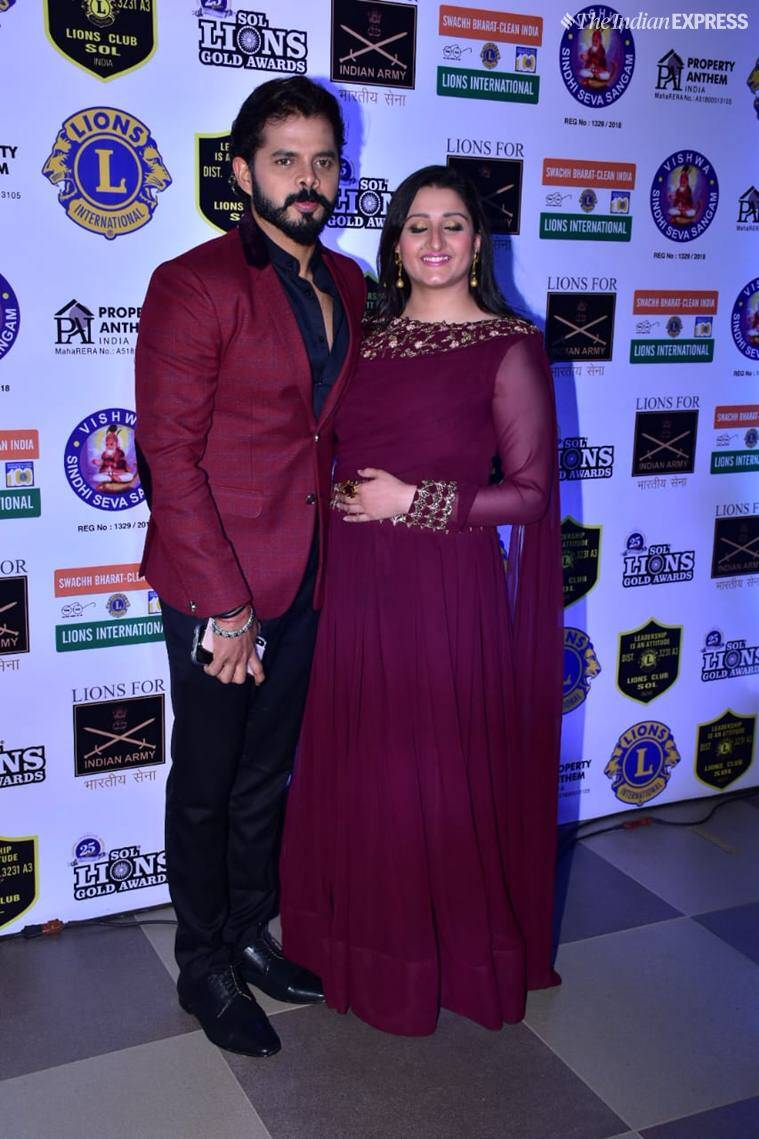 sreesanth awards