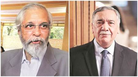 justice lokur, pakistan chief justice swearing in ceremony, justice lokur in pakistan, justice lokur attends swearing in ceremony of pak cj, indo-pak relations, indian express