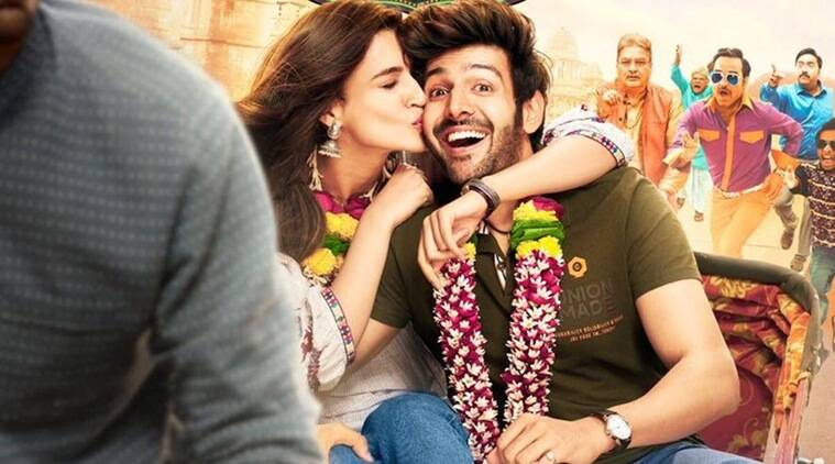 Luka Chuppi movie