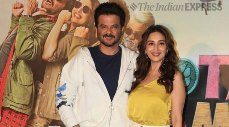 madhuri dixit anil kapoor Total Dhamaal box office collection