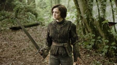 maisie williams game of thrones season 8 ending