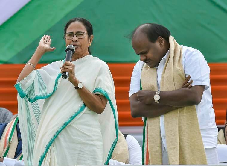 Mamata Banerjee's oppn rally 'show of strength': Hit or Miss?