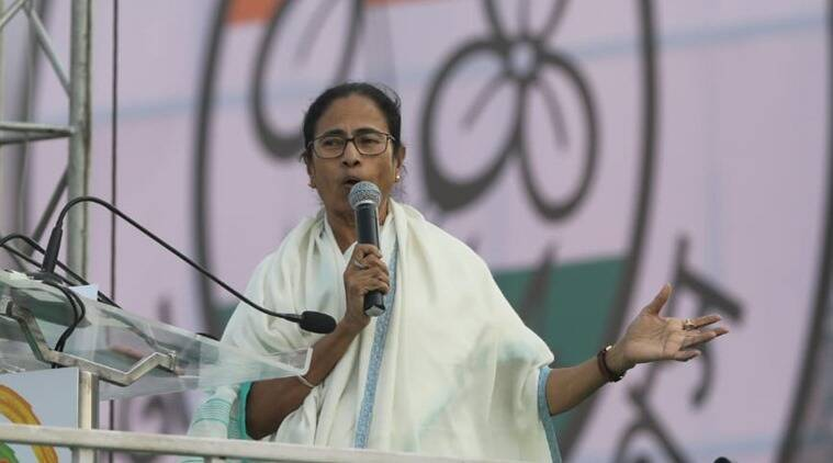 mamata banerjee, united opposition, opposition rally in kolkata, rally in brigade, tmc rally in brigade, brigade meeting, pm narendra modi, pm modi, west bengal chief minister, indian express