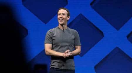 Facebook launch, Mark Zuckerberg, facebook launches news section, facebook news section, facebook to pay news organisation, facebook news, indian express