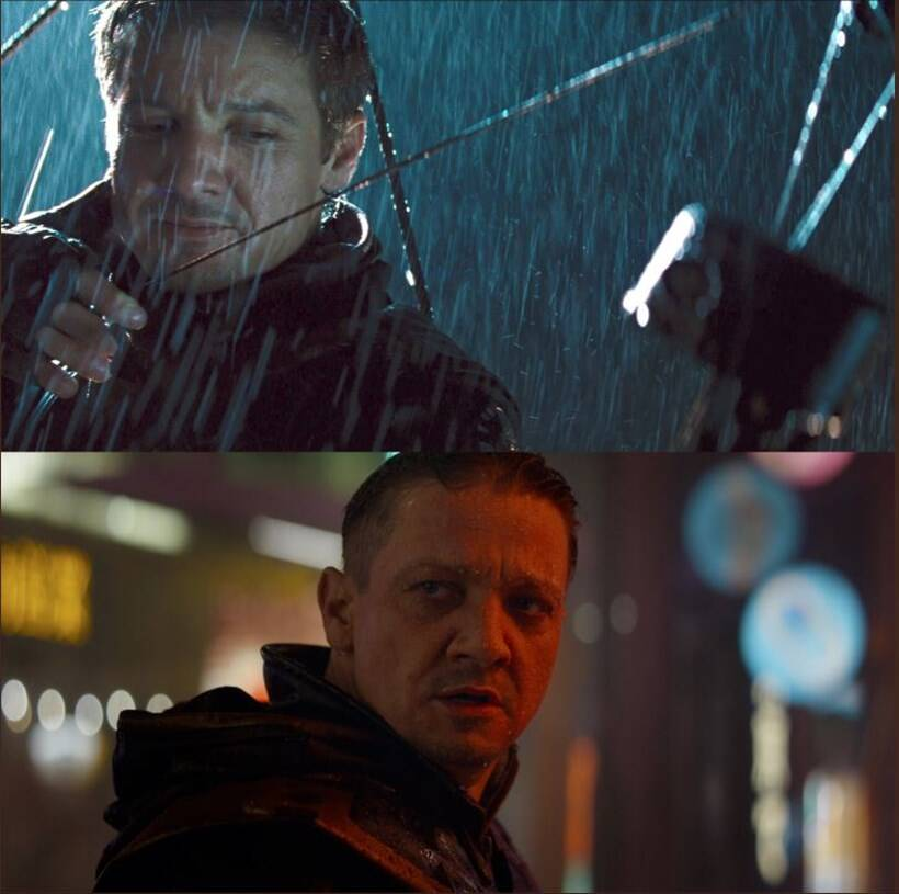clint barton ten year challenge