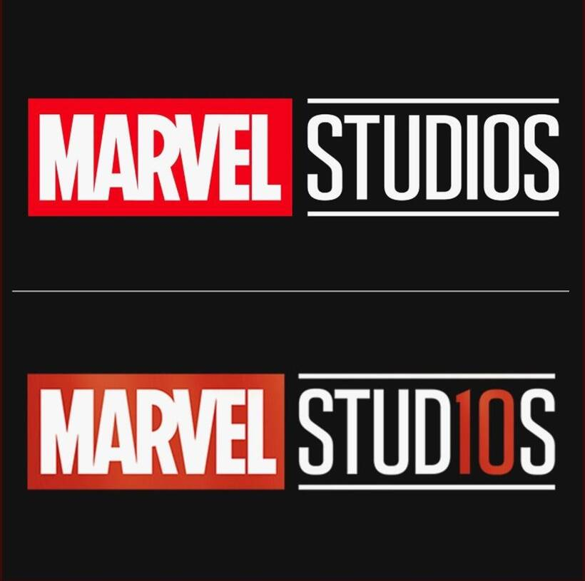 marvel studios ten year challenge