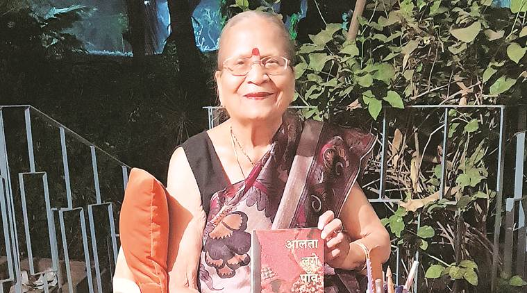 Alta Lage Paun Octogenarian's fight for women's liberation continues with latest novel