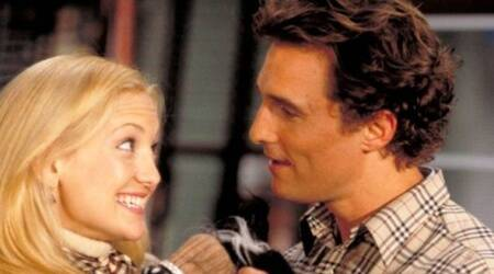 Matthew McConaughey Kate Hudson How to Lose a Guy in 10 Days