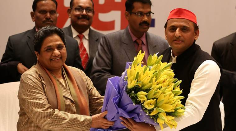 SP-BSP 'gunaahbandhan' attempt to save each other's identity: UP BJP chief