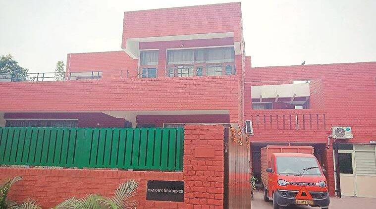 Auspicious Monday gone, Chandigarh's new mayor waits for another to shift into official accommodation