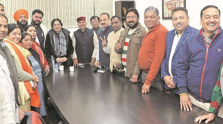 Chandigarh Mayoral Polls: On test today, BJP councillors' loyalty