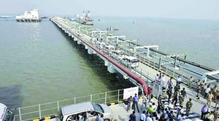 mumbai port trust, boat service, alibaug, kanhoji angre island, ferry wharf, mumbai news, indian express news