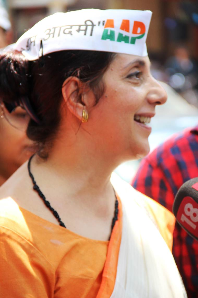 Meera Sanyal, banked-turned politician, dies of cancer