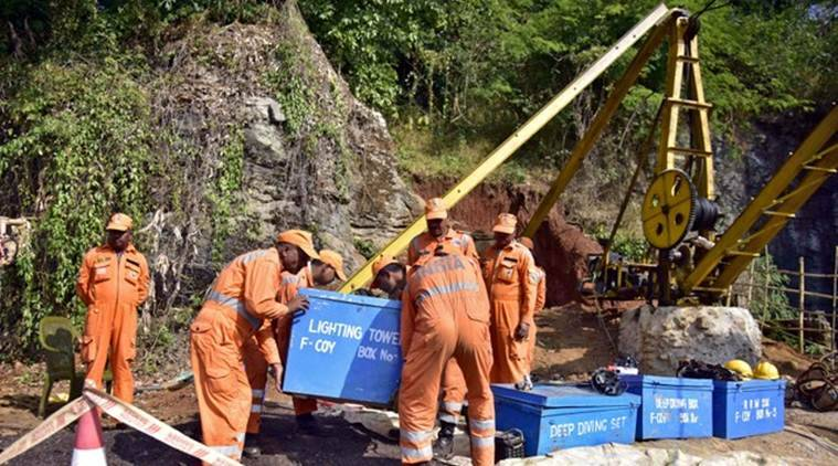 meghalaya miners trapped, miners trapped in meghalaya, meghalaya miners trapped rescue operation, meghalaya mines rescue operations, meghalaya mines, meghalaya news