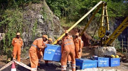 15 persons have been trapped inside the mine since December 13.