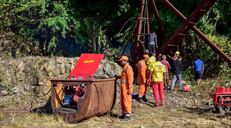 One month of Meghalaya mine collapse: Search on but no headway in finding trapped workers