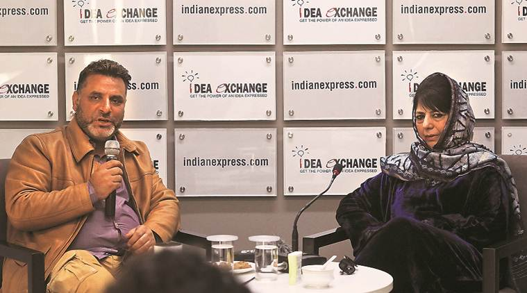 Mehbooba mufti, mehbooba mufti interview, jk issues, j&k issues, former jk cm mehbooba mufti, kashmir news, pdp, nc pdp alliance, modi govt, pdp bjp alliance, indian express