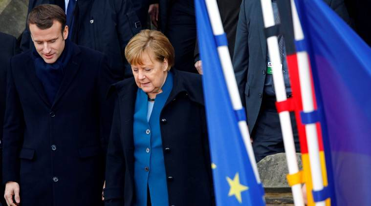 Why are France and Germany renewing their vows?